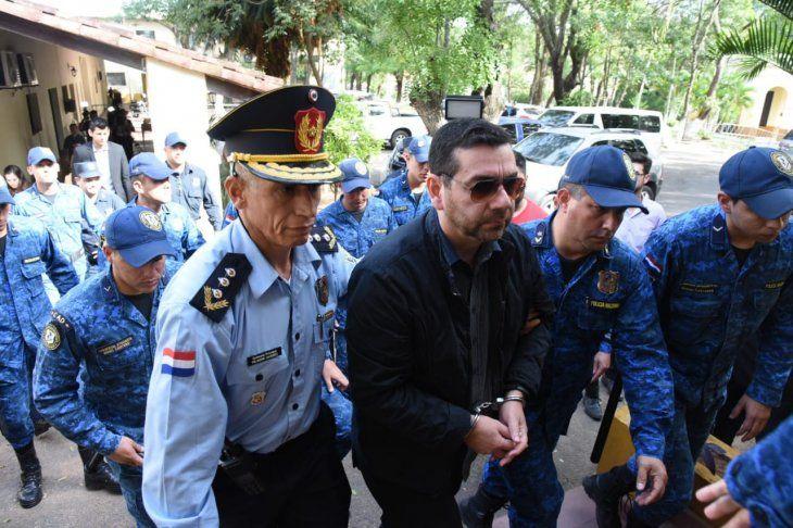 Alcides Oviedo fue condenado a 40 años de prisión tras ser hallado culpable del secuestro de Arlan Fick