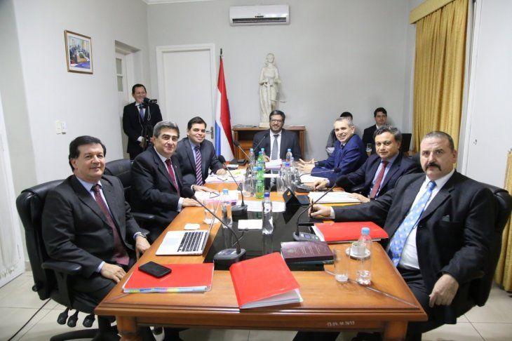 El diputado coloradoRoberto González fue electo como nuevo presidente del Consejo de la Magistratura.