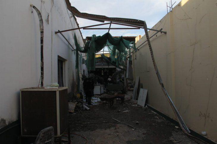 El ataque fue similar al ocurrido en Ciudad del Este en abril del 2017.