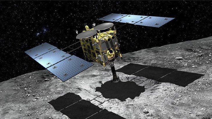 La sonda japonesa Hayabusa 2 inicia otro descenso al asteroide Ryugu
