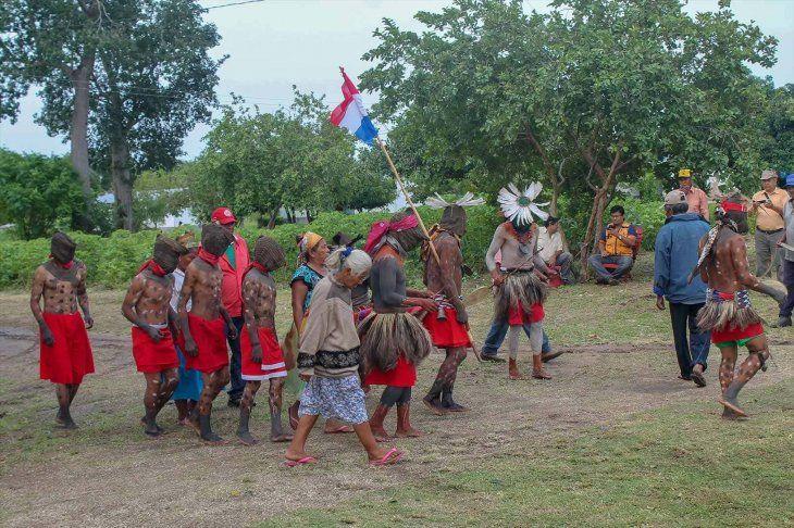 La comunidad nativa logró la titulación de sus tierras tras 30 años de lucha.