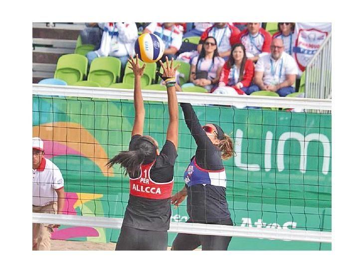 Primer paso. Paraguay venció a Perú por 2-0 en la fecha 2.
