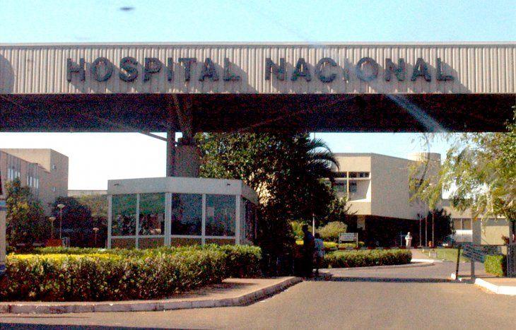 El Hospital Nacional de Itauguá se vio sobrepasado por la cantidad de pacientes con Covid-19 que acuden hasta el centro asistencial.