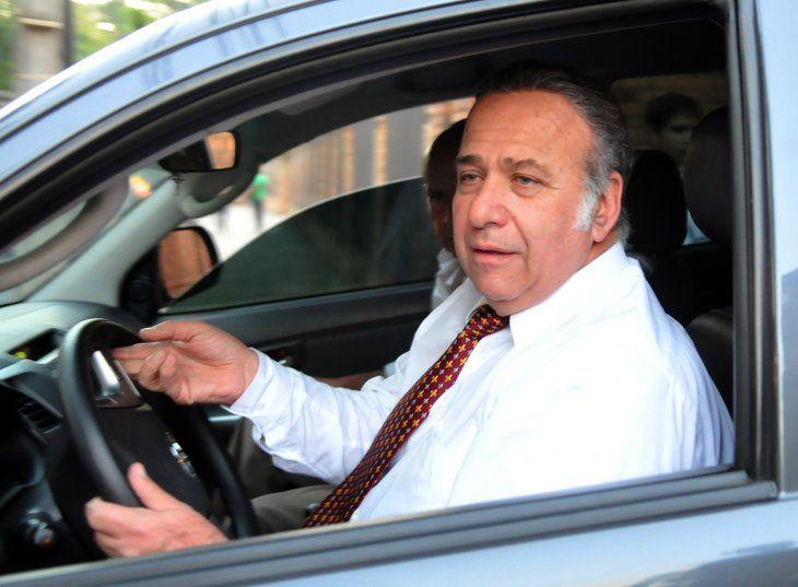 <p>Óscar González Daher estuvo varios meses preso. Ahora guarda prisión domiciliaria.</p>