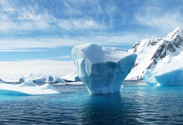 Los fenómenos extremos recientes en el Ártico