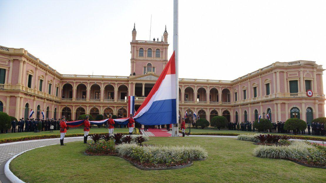 Así se celebraron los 482 años de fundación de Asunción, madre de ciudades