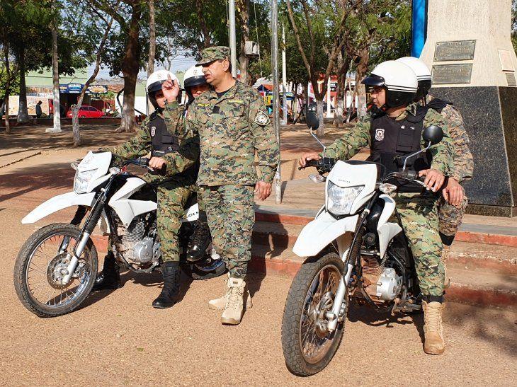 Las dos unidades buscan brindar mayor seguridad a la ciudad.
