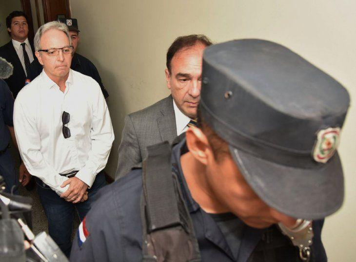 <p>Justo Cárdenas estuvo recluido en Tacumbú en su causa por enriquecimiento ilícito y lavado de dinero.</p>