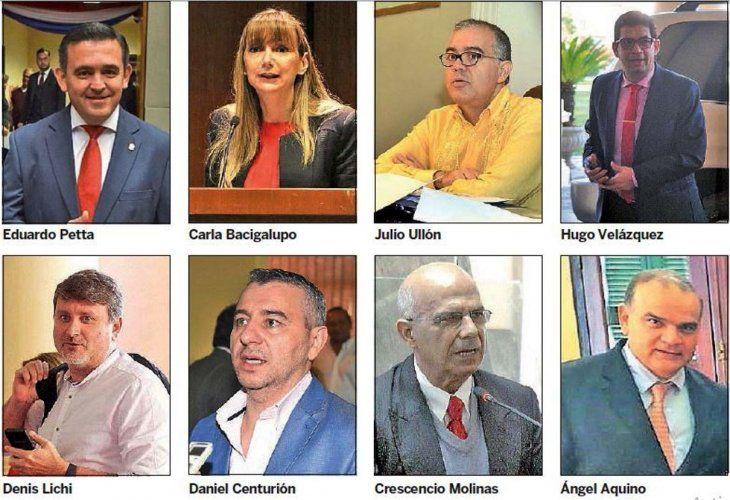 Abdo mantiene en el cargo a figuras  que empobrecen su administración