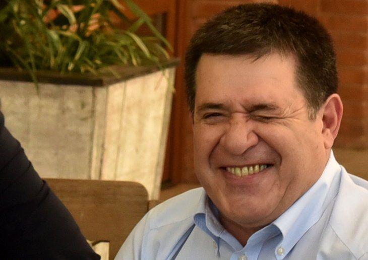 Orden de aprehensión en Brasil contra ex presidente paraguayo Cartes