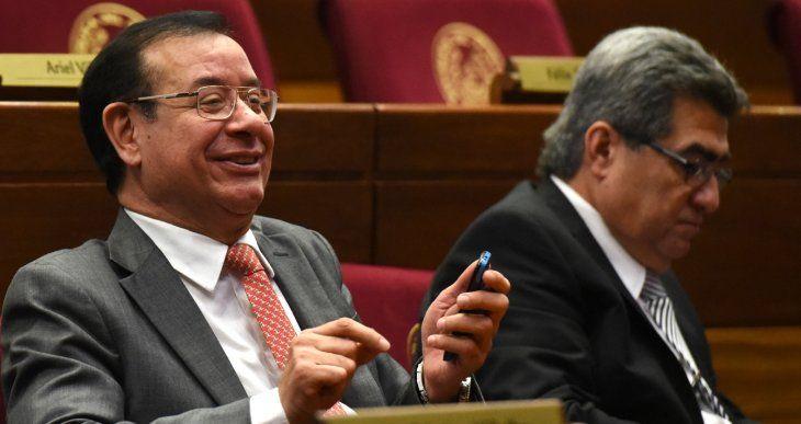 <p>El diputado Miguel Cuevas está preso en la Agrupación Especializada de la Policía desde el jueves pasado.</p>