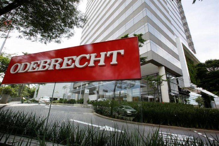 La constructora Odebrecht cerró un acuerdo con el BID.