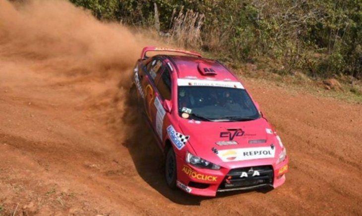 Una pausa. La edición 46 del rally  se pospone por 10 días. Lafarja competirá en el Chaco.