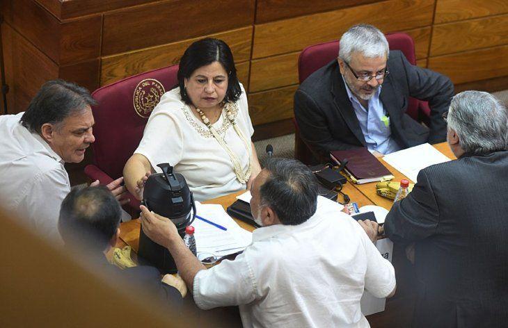 El Frente Guasu plantea una declaración para que el Ejecutivo remita el Acuerdo de Escazú al Congreso.