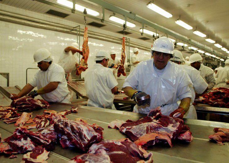Cae el precio de la carne paraguaya en sus cinco mejores destinos