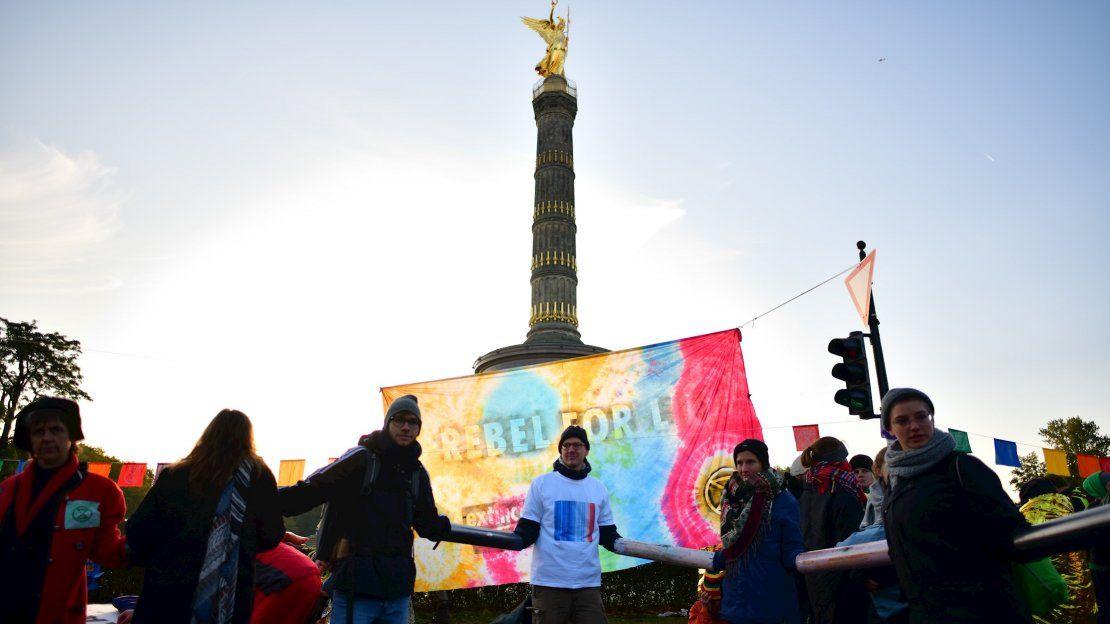 Extinction Rebellion, el movimiento contra la inacción frente al cambio climático