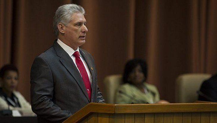 Ratifican a Miguel Díaz-Canel como presidente de Cuba