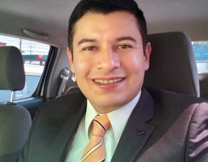 <p>Mario Alfredo Vega Mereles fue nombrado en octubre del 2019 como presidente del Instituto Nacional de Desarrollo Rural y de la Tierra (Indert).</p>