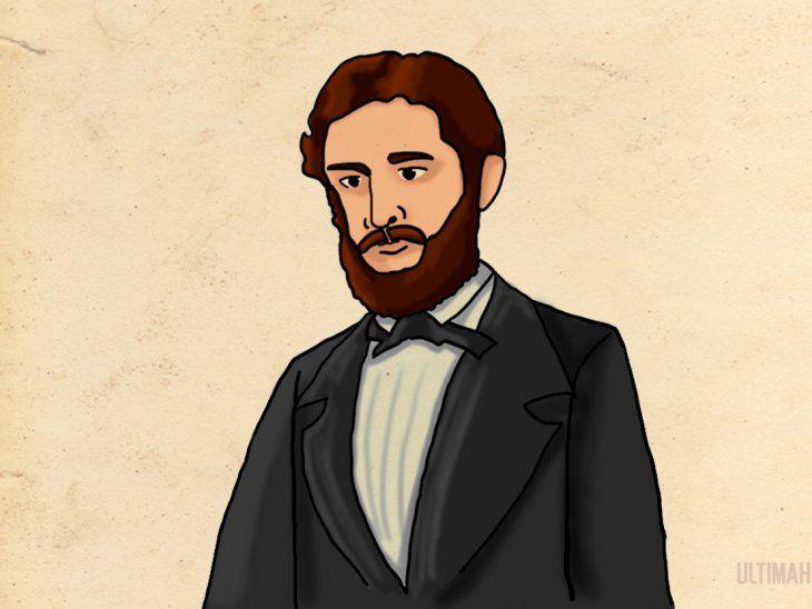 Natalicio Talavera falleció a los 28 años en un campamento de Paso Pucú, durante la Guerra Grande.