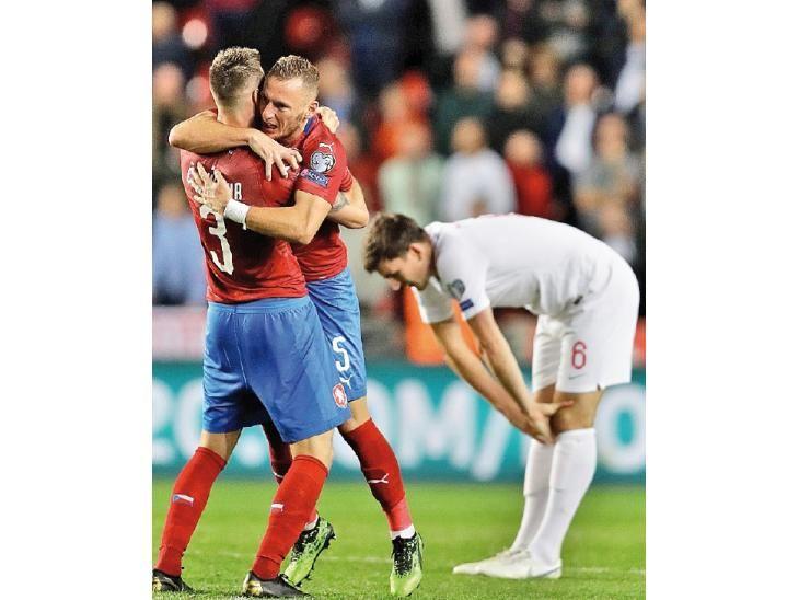 Portugal se pasea, Francia cumple, e Inglaterra cae en Praga