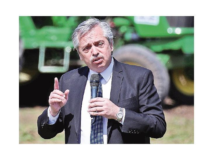 Rechazo. Fernández dice que crisis de Ecuador es culpa de FMI.