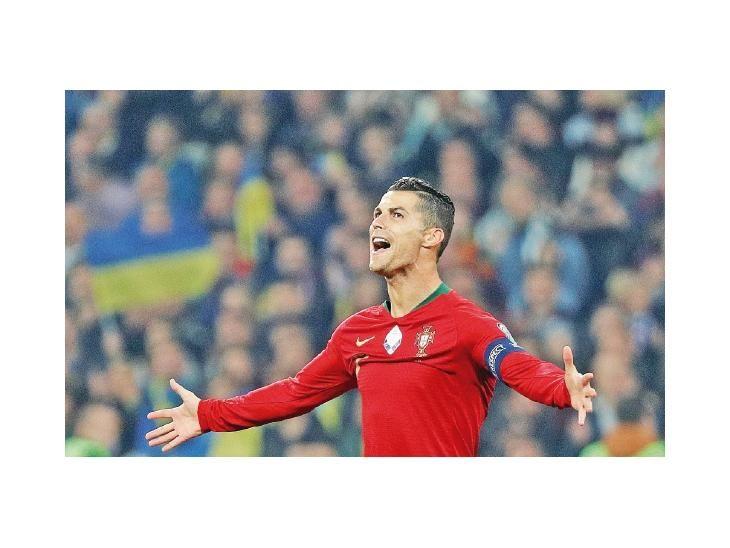 Gigante. Cristiano Ronaldo agranda su historia goleadora.
