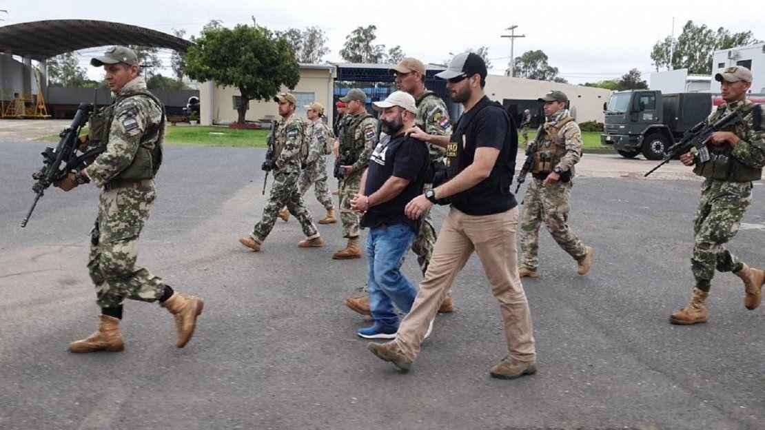 Supuesto líder narco fue expulsado del país