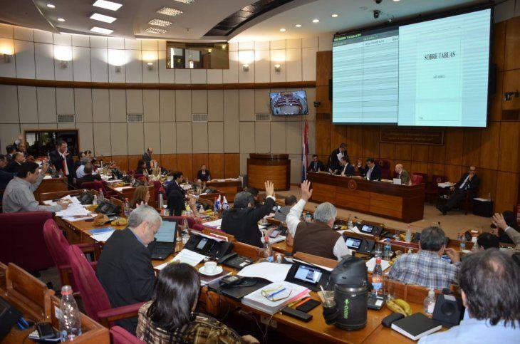 El Senado aprobó préstamos internacionales por USD 400 millones para financiar obras.