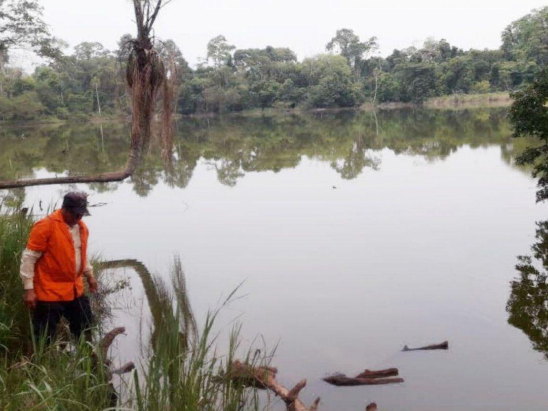 CDE: La tala de bosques y basuras afectan al entorno del lago Yrendy - ÚltimaHora.com