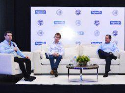 Presentación. El evento Paraguay: Dinámica y Expectativas se presentó en  Encarnación.