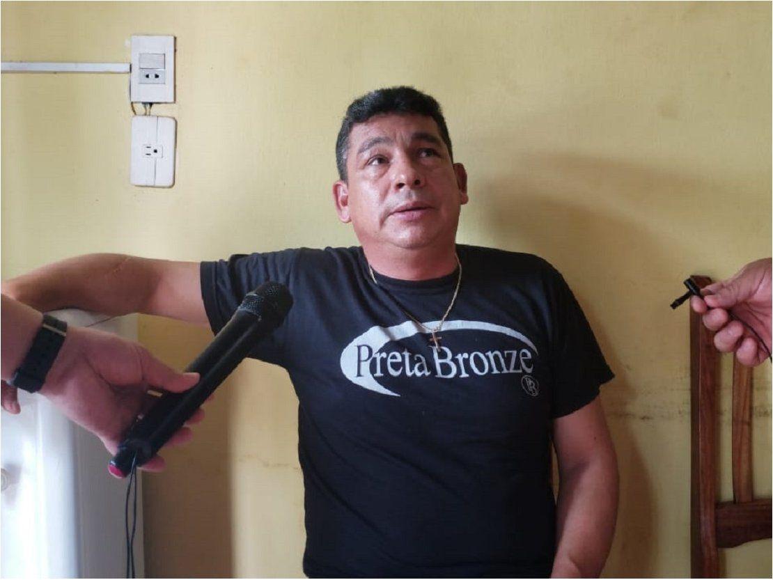 Caaguazú: Detienen a comunicador por supuesto hurto y coacción - ÚltimaHora.com