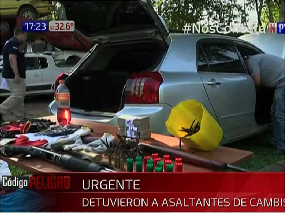 Millonario asalto a cambista en Asunción - ÚltimaHora.com