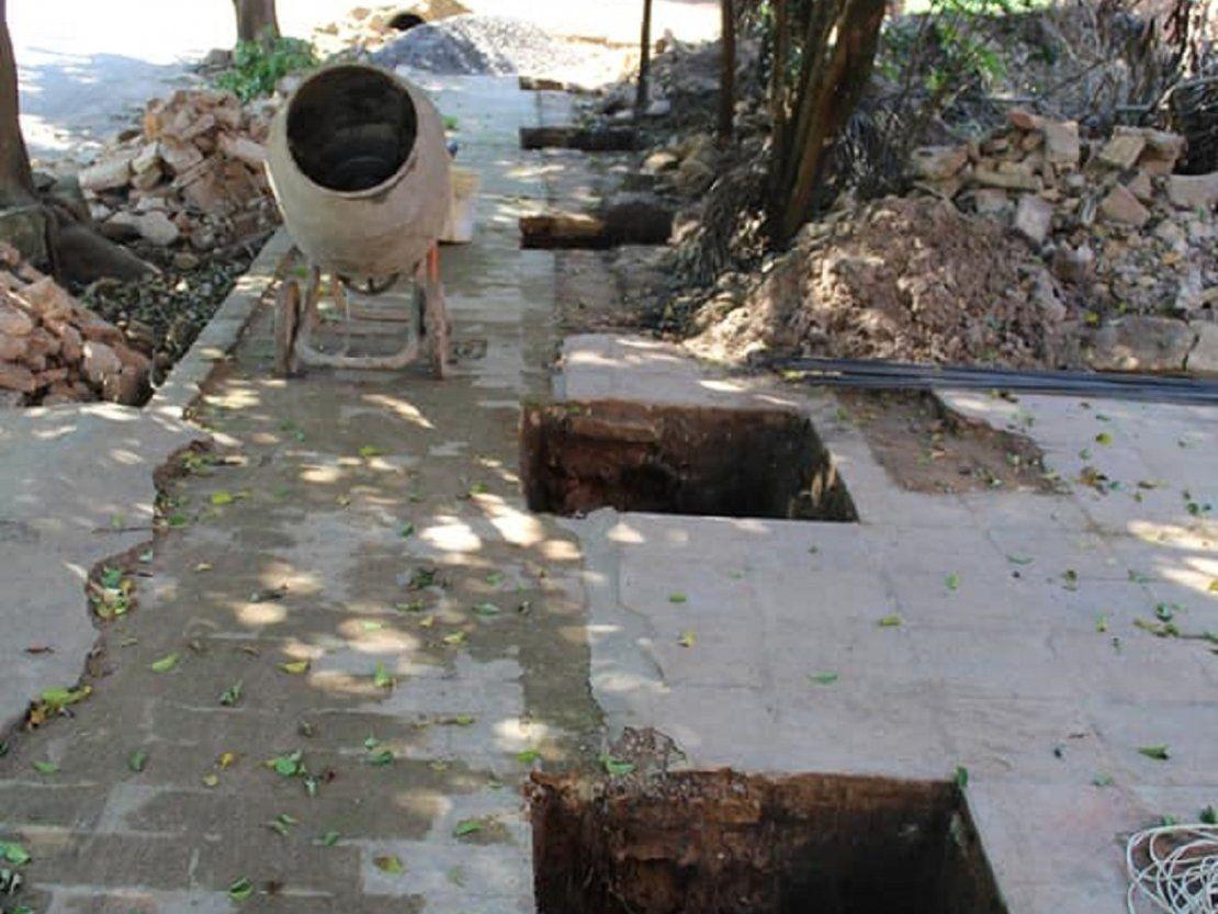 Autoridades de Mbocayaty del Yhaguy contienden en la vía pública - ÚltimaHora.com