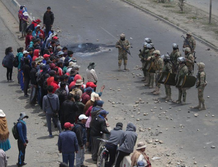 Disturbios. Fuerzas de seguridad dispersan a manifestantes en Senkata