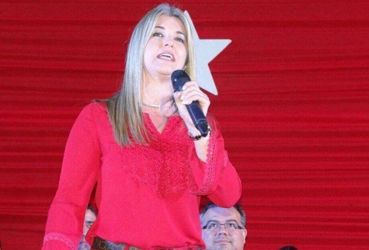 <p>La ex diputada Cynthia Tarragó está presa en Estados Unidos desde noviembre.</p>