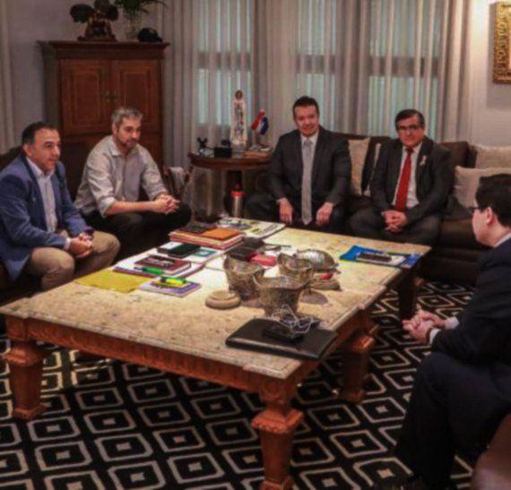 Acción. Ministerio del Interior refuerza seguridad de Arregui.
