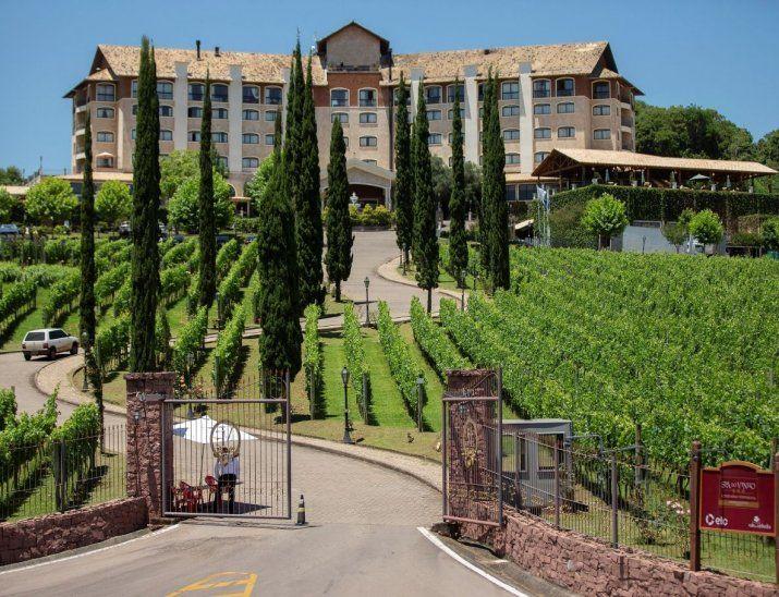 Bento Goncalves. El Hotel Spa de Vinho acoge desde hoy la cumbre del Mercosur.