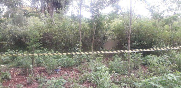 se cree que los cadáveres fueron arrastrados hasta el lugar