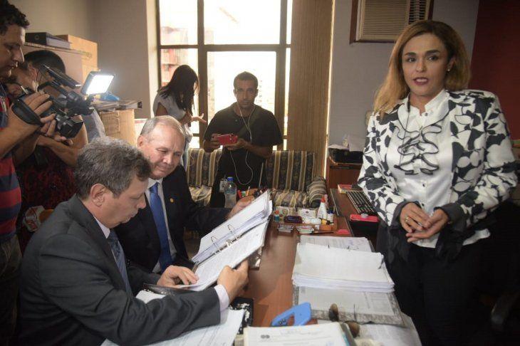 Mario Ferreiro sostuvo que volverán a la Fiscalía y más adelante dará más detalles políticos de lo sucedido.