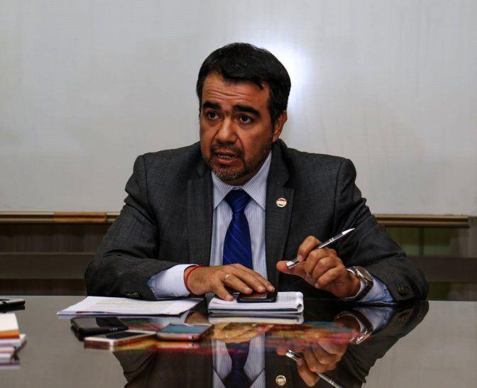 Ministro de Hacienda