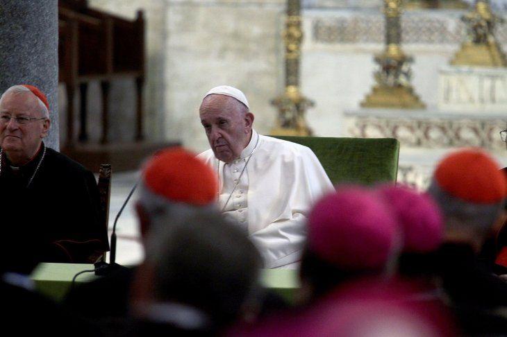 Me dan miedo los discursos populistas — El Papa Francisco