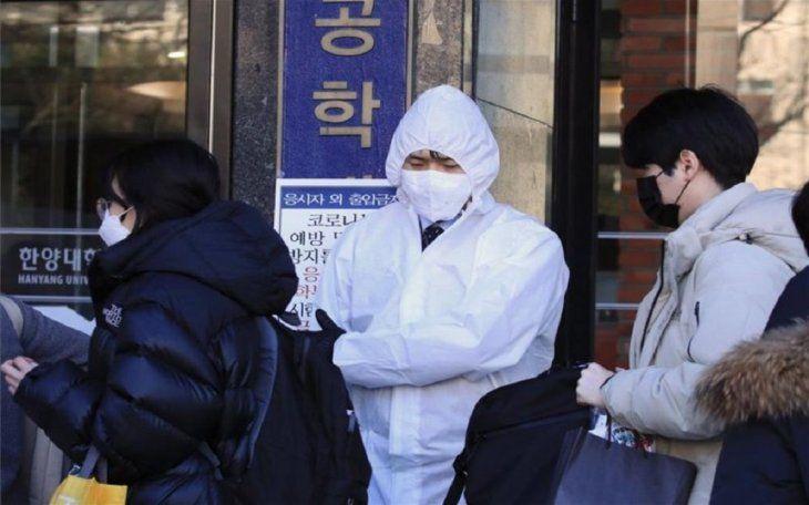 <p>Corea del Norte asegur&oacute; que dispuso un fuerte dispositivo de seguridad para evitar el ingreso de coronavirus.</p>