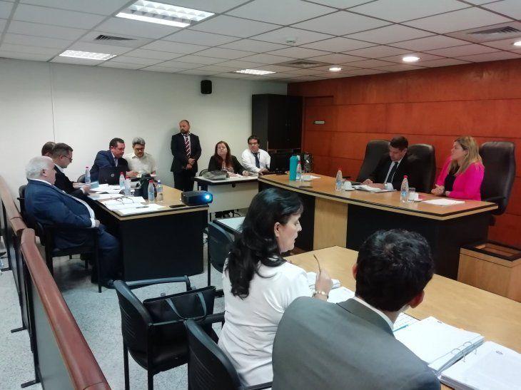El juicio oral a Camilo Soares y Alfredo Guachiré ya se suspendió dos veces esta semana.
