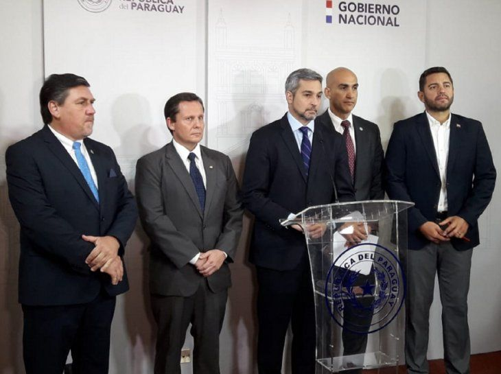El Gobierno de Mario Abdo Benítez tomó nuevas medidas este martes en el marco de la emergencia sanitaria por el coronavirus.