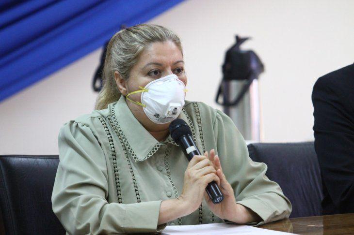 El caso de Karim Salum pone en aprietos a Sandra Quiñónez.