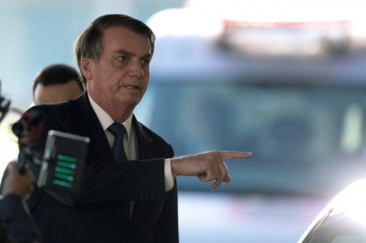 Jair Bolsonaro está bajo la mira de la Corte Suprema tras renuncia de Sergio Moro.