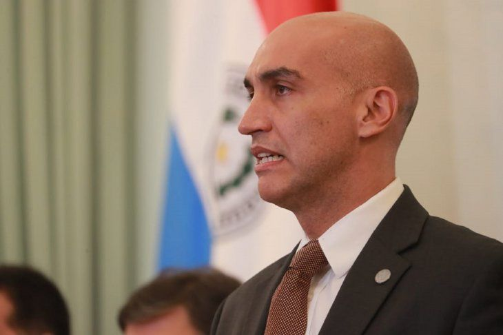 El ministro Julio Mazzoleni indicó que hay cuatro nuevos recuperados.