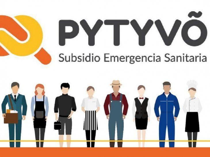 El objetivo del subsidio del ProgramaPytyvõ es llegar a unas 250.000 acreditaciones por día.