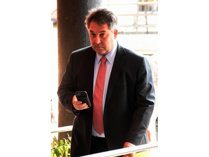 Justicia. Édgar Melgarejo formaba parte del equipo político de Colorado Añetete y las denuncias lo tumbaron de la Dinac.