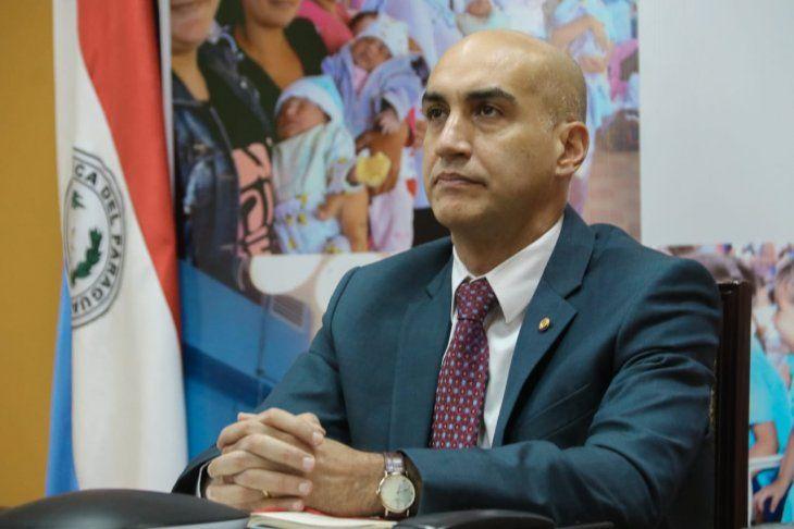 El ministro Julio Mazzoleni indicó que hay 219 recuperados del coronavirus.